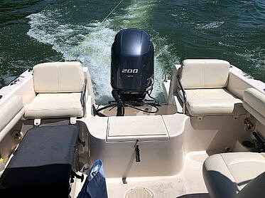 2016 Grady-White boat for sale, model of the boat is Freedom 205 & Image # 5 of 40