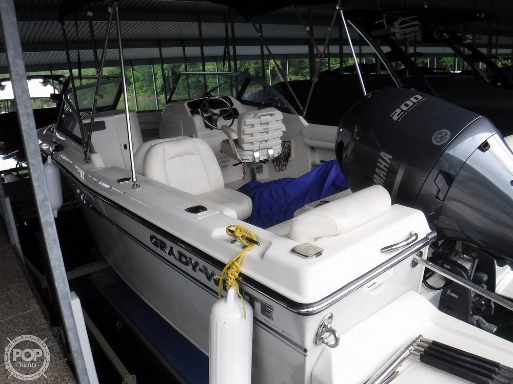 2016 Grady-White boat for sale, model of the boat is Freedom 205 & Image # 10 of 40