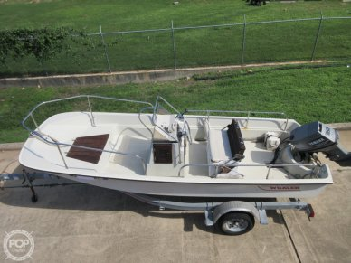 Boston Whaler Montauk 17, 17, for sale - $13,750