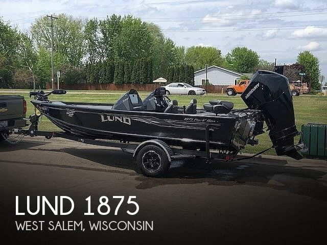 Used Lund Boats For Sale by owner | 2019 Lund 1875 Pro V Bass XS