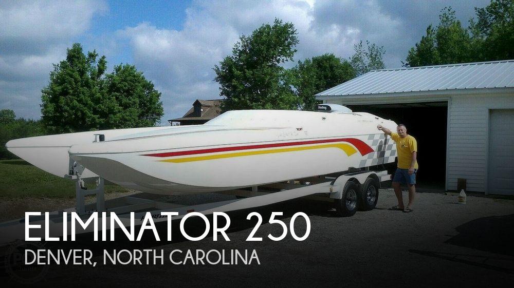Used ELIMINATOR Boats For Sale by owner   1997 Eliminator 25