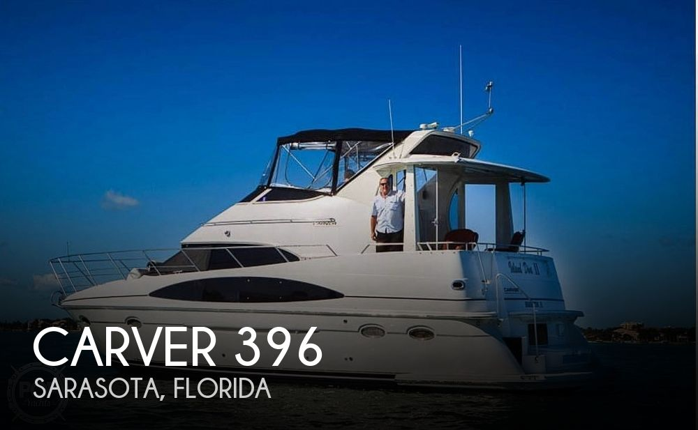 Used Carver Boats For Sale by owner | 2001 Carver 396