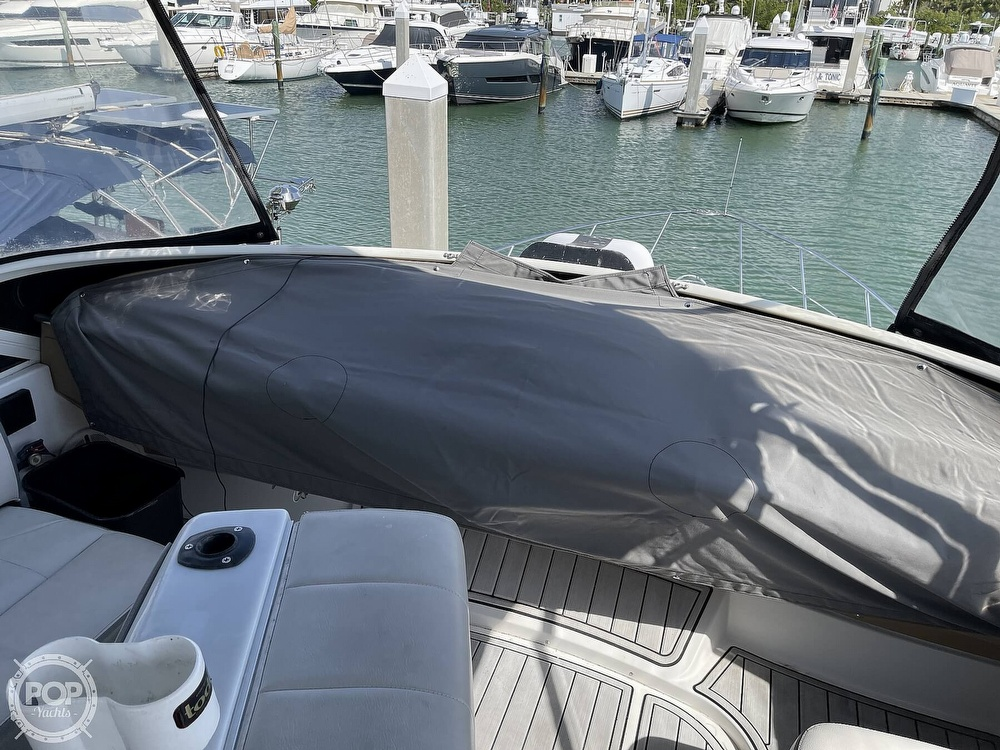 2001 Carver boat for sale, model of the boat is 396 MY & Image # 32 of 40
