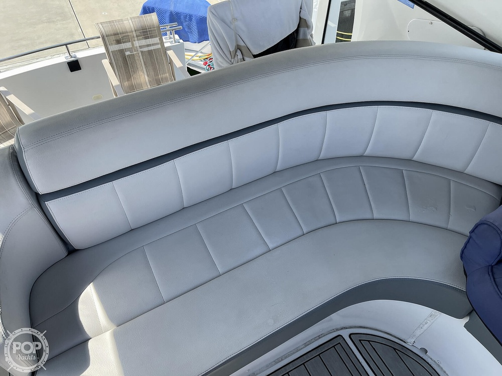 2001 Carver boat for sale, model of the boat is 396 MY & Image # 36 of 40