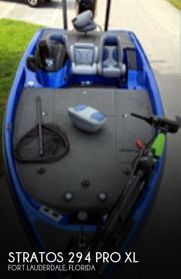 Used Stratos Boats For Sale by owner   2005 Stratos 294 Pro XL