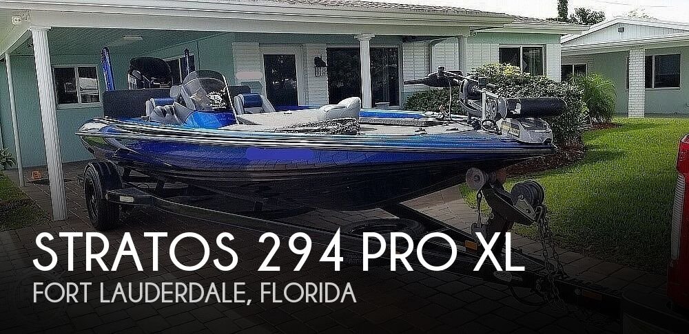 2005 Stratos boat for sale, model of the boat is 294 Pro XL & Image # 1 of 41