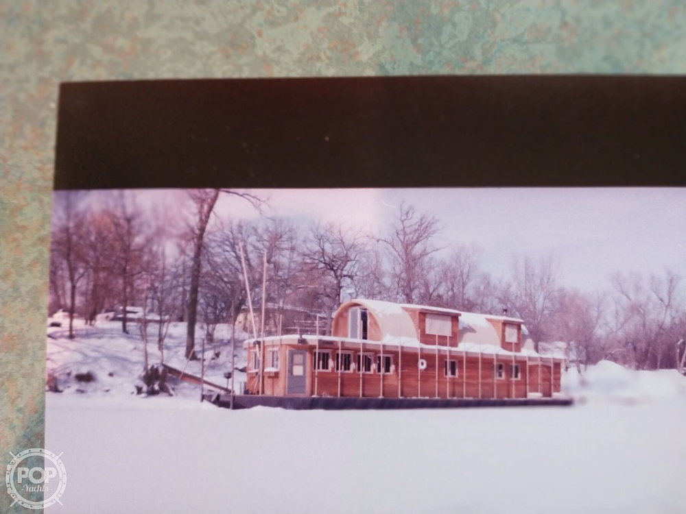 1983 Custom boat for sale, model of the boat is 75 House Boat & Image # 3 of 4