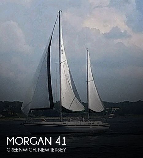 Used Morgan Sailboats For Sale by owner | 1981 Morgan Out Island 41