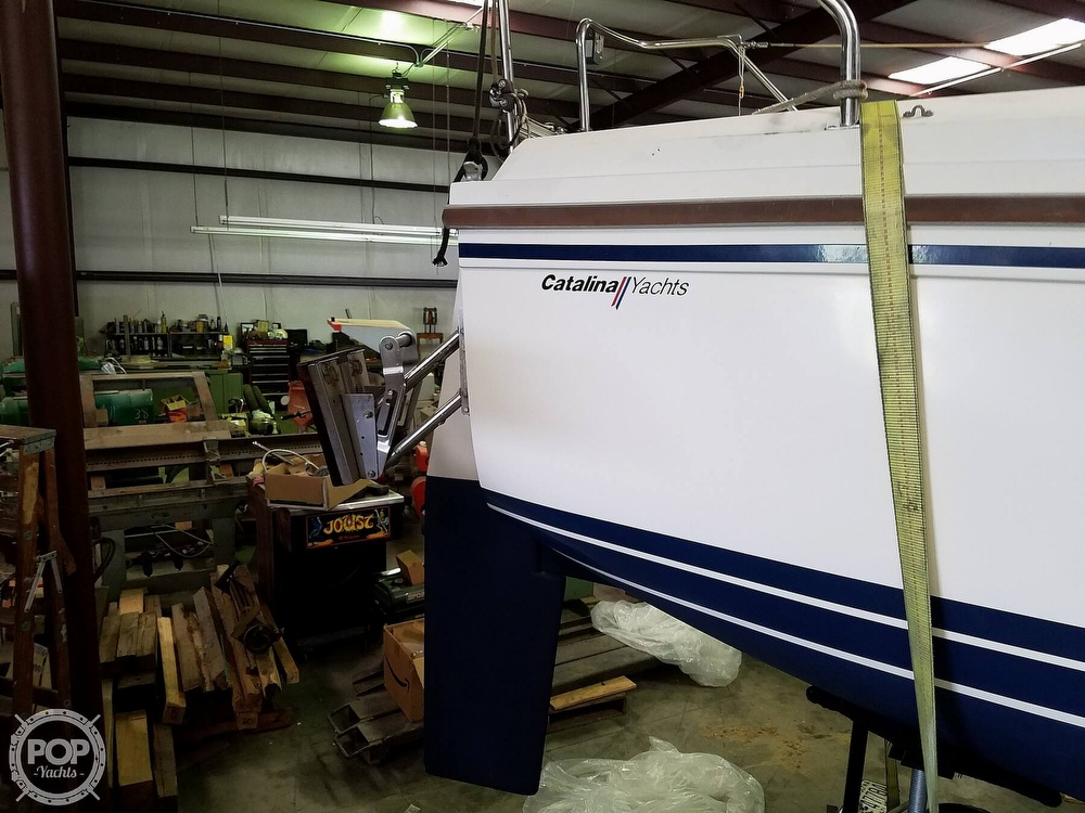 1989 Catalina Yachts boat for sale, model of the boat is 25 & Image # 34 of 41
