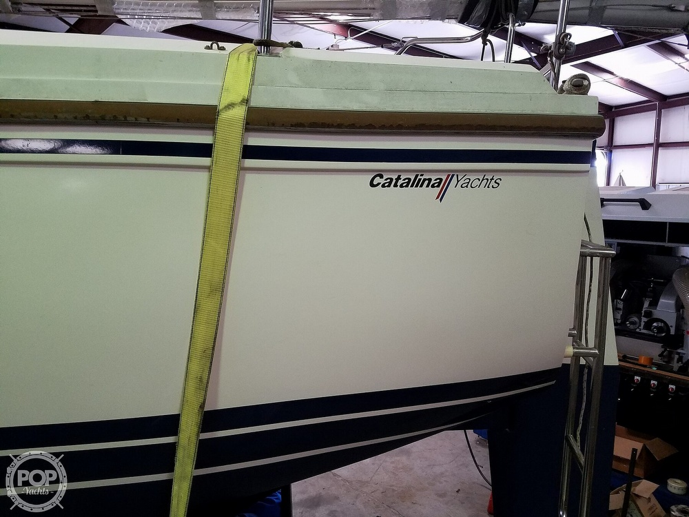 1989 Catalina Yachts boat for sale, model of the boat is 25 & Image # 39 of 41