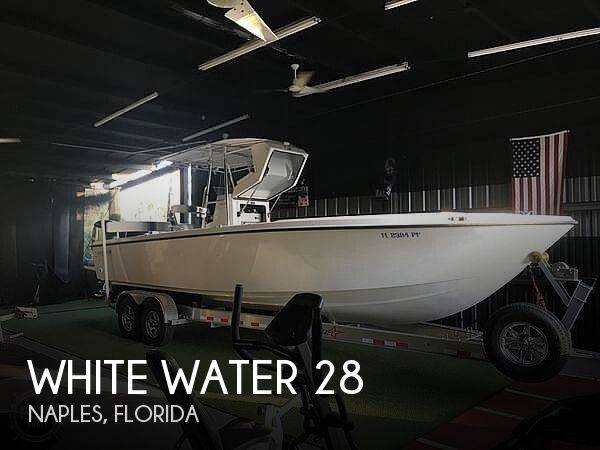 Used White Water Boats For Sale by owner | 2014 White Water 28