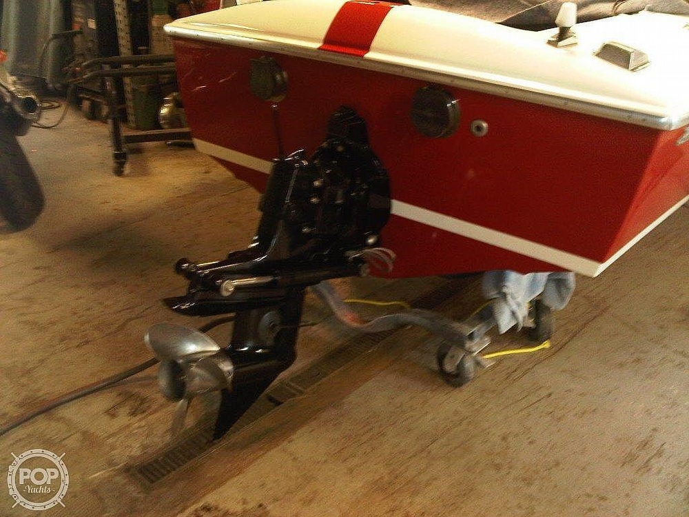 1969 Donzi boat for sale, model of the boat is Sweet 16 & Image # 14 of 17