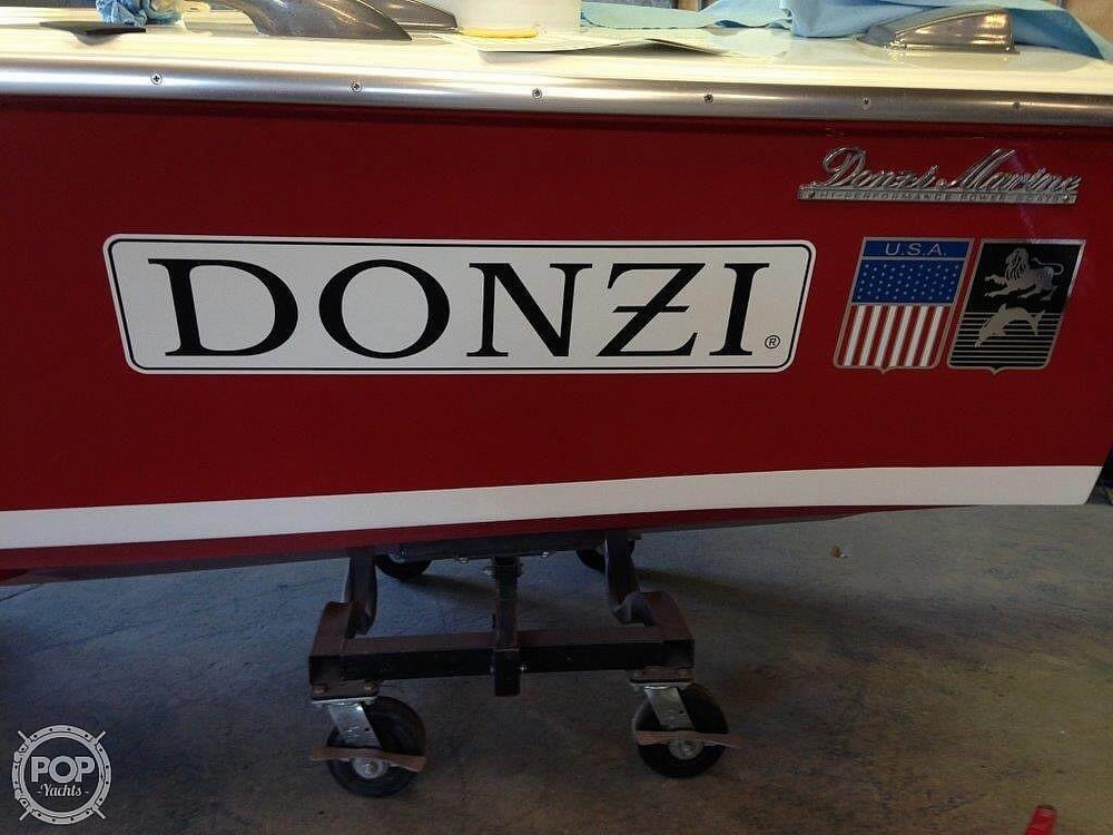 1969 Donzi boat for sale, model of the boat is Sweet 16 & Image # 11 of 17