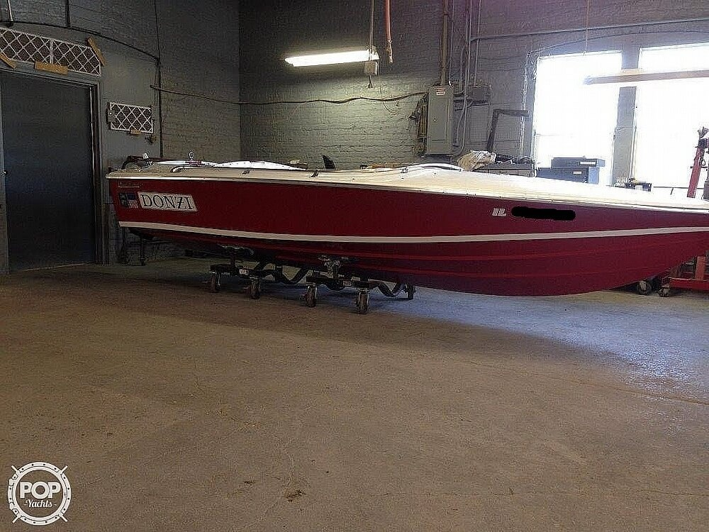 1969 Donzi boat for sale, model of the boat is Sweet 16 & Image # 15 of 17