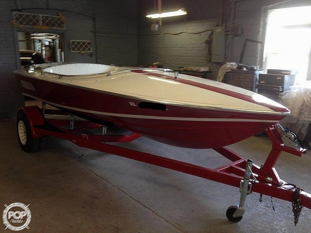 1969 Donzi boat for sale, model of the boat is Sweet 16 & Image # 3 of 17