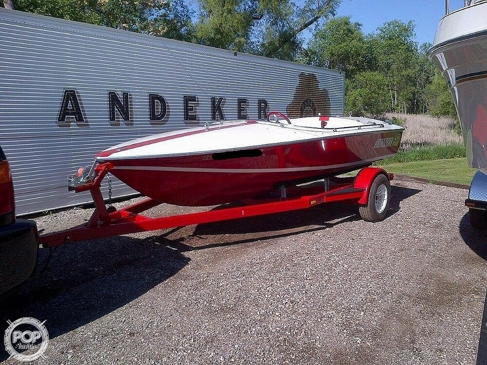 1969 Donzi boat for sale, model of the boat is Sweet 16 & Image # 2 of 17