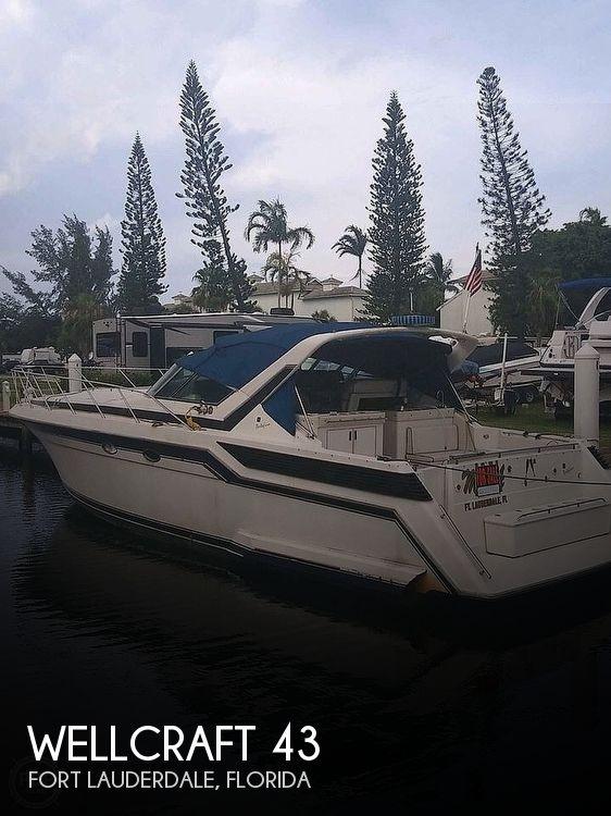 Used Wellcraft portofino Boats For Sale by owner | 1988 Wellcraft Portofino 43