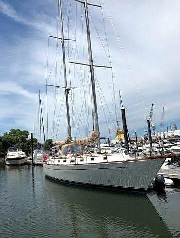 Morgan 60 Schooner, 60, for sale - $124,900