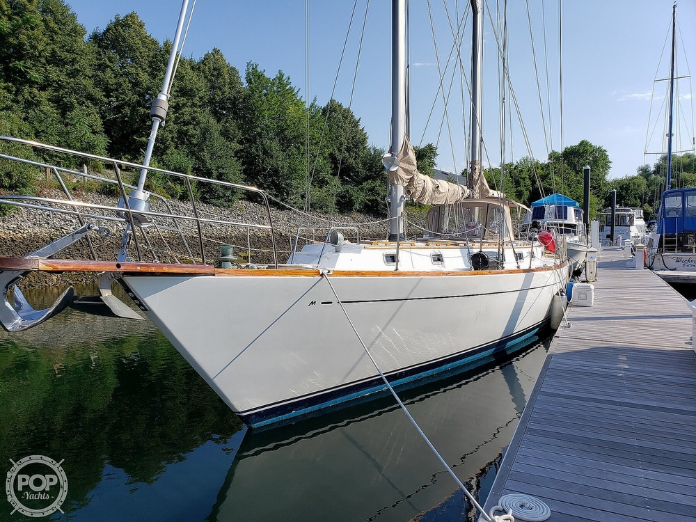 1982 Morgan boat for sale, model of the boat is 60 & Image # 22 of 40