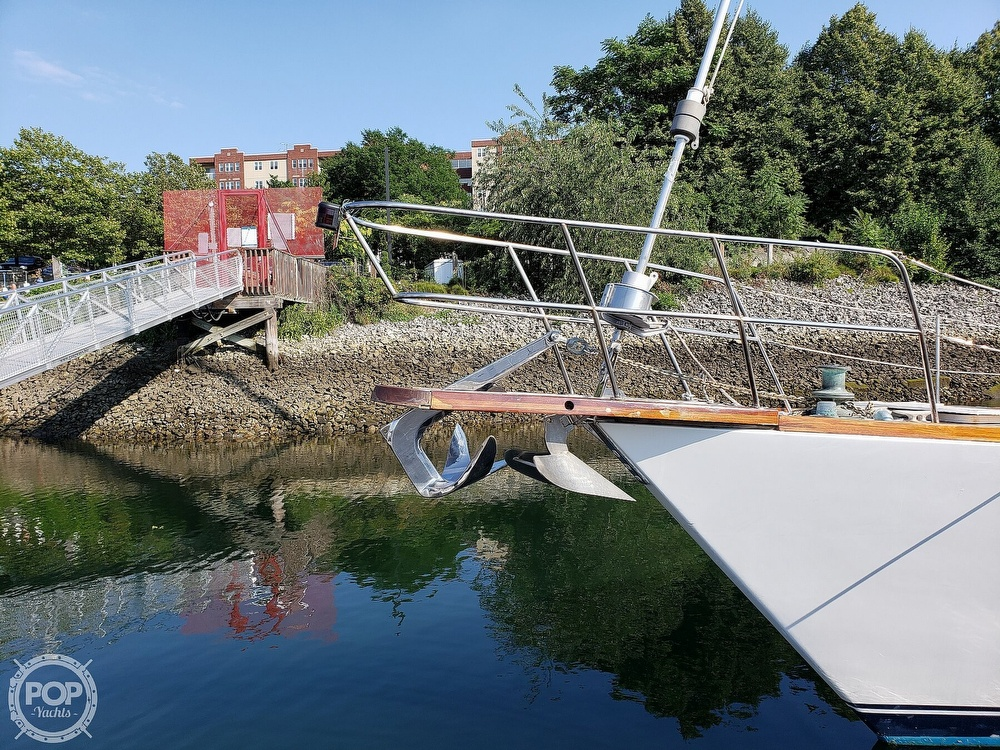 1982 Morgan boat for sale, model of the boat is 60 Schooner & Image # 23 of 40