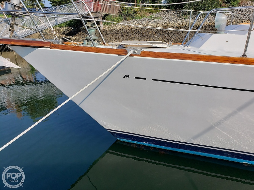 1982 Morgan boat for sale, model of the boat is 60 & Image # 28 of 40
