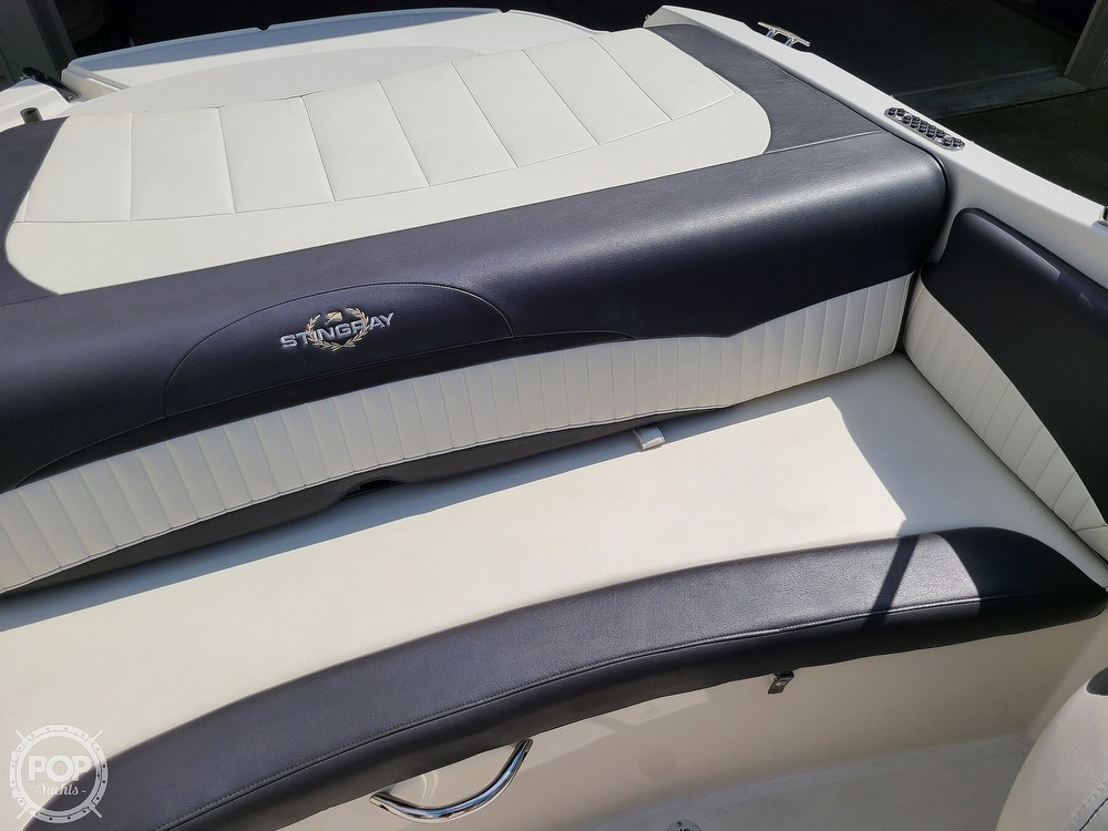 2018 Stingray boat for sale, model of the boat is 198 LX & Image # 40 of 41