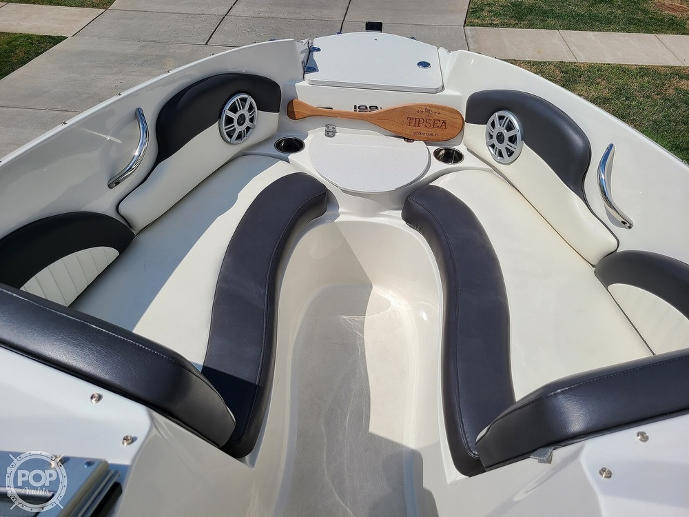 2018 Stingray boat for sale, model of the boat is 198 LX & Image # 9 of 41