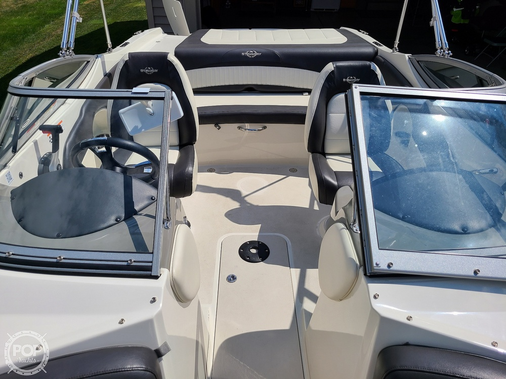 2018 Stingray boat for sale, model of the boat is 198 LX & Image # 10 of 41
