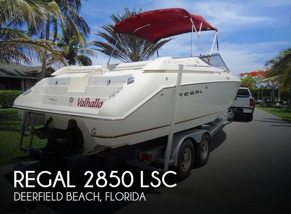 Used Regal 28 Boats For Sale by owner | 2000 Regal 28