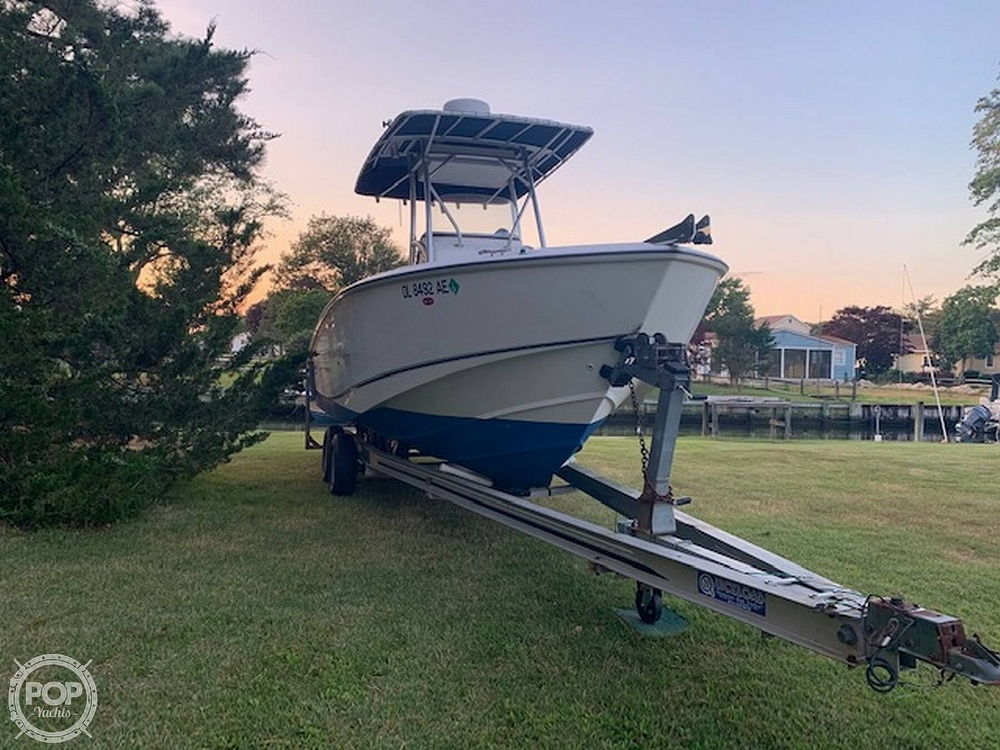 2004 Boston Whaler boat for sale, model of the boat is 240 Outrage & Image # 2 of 4