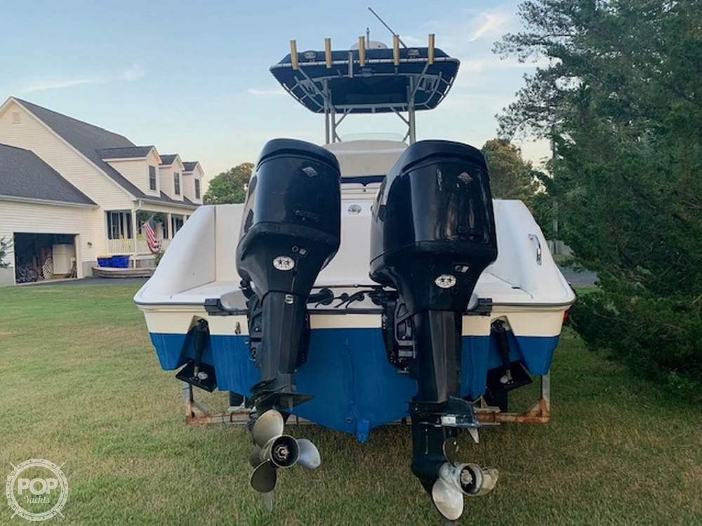 2004 Boston Whaler boat for sale, model of the boat is 240 Outrage & Image # 3 of 4