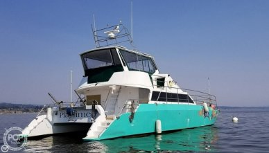 Ocean Cat Ocean 53 Catamaran, 53, for sale - $198,000