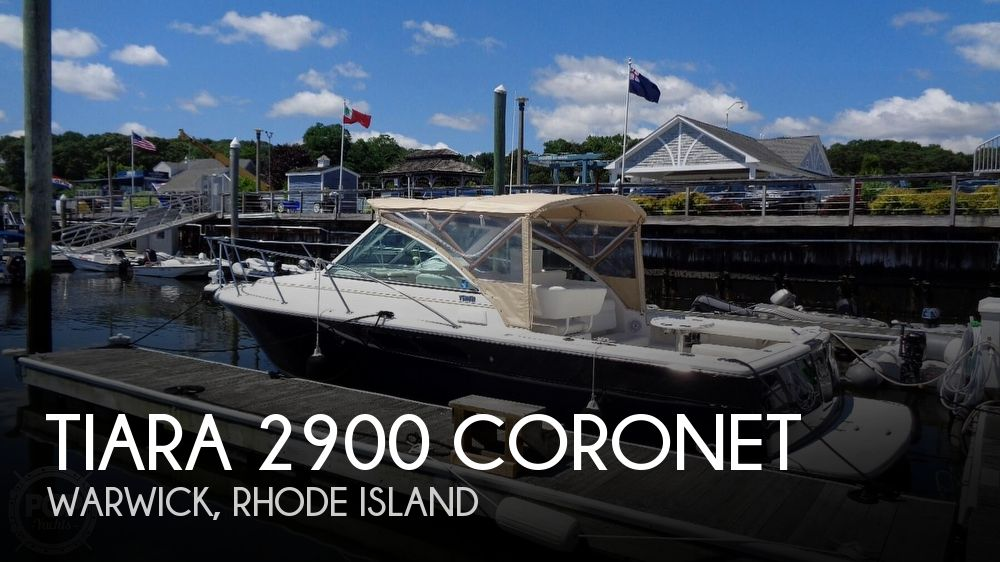 Used Tiara Boats For Sale by owner | 2003 28 foot Tiara Coronet