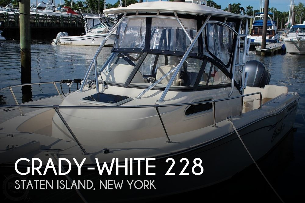 Used Grady-White Boats For Sale by owner | 2016 Grady-White 228 Seafarer