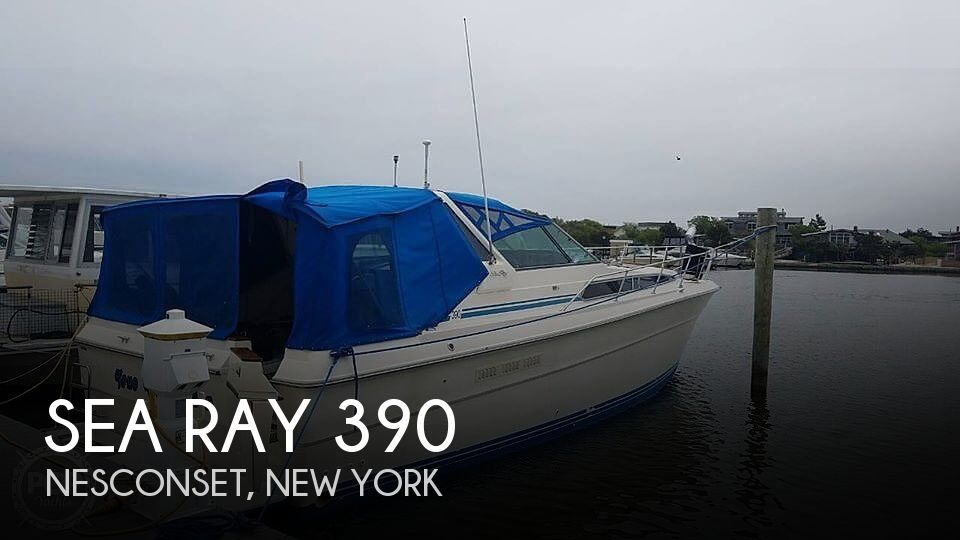 Used Sea Ray 390 Boats For Sale by owner | 1985 Sea Ray 390