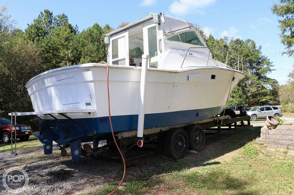 1987 Aquasport boat for sale, model of the boat is 290 Tournament Master & Image # 3 of 40