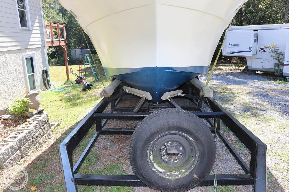 1987 Aquasport boat for sale, model of the boat is 290 Tournament Master & Image # 6 of 40