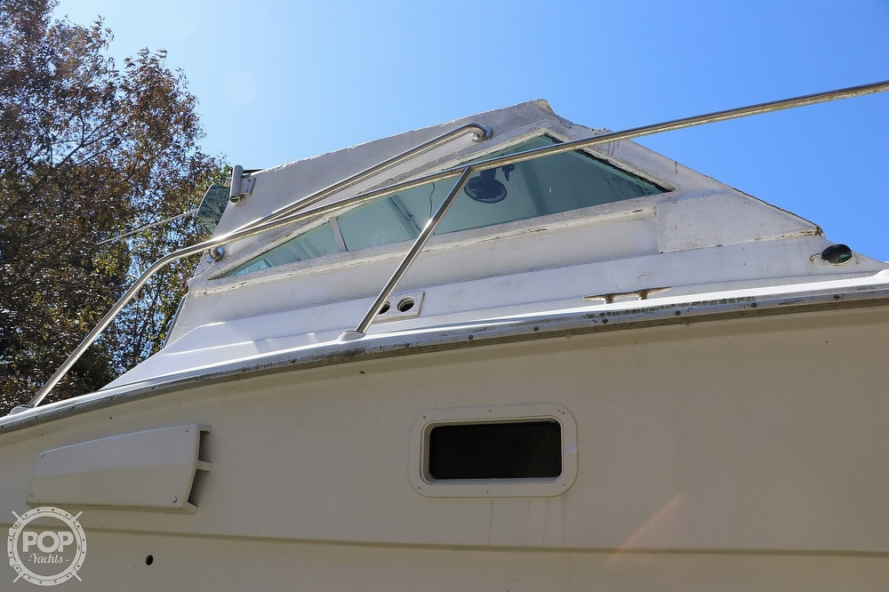 1987 Aquasport boat for sale, model of the boat is 290 Tournament Master & Image # 20 of 40