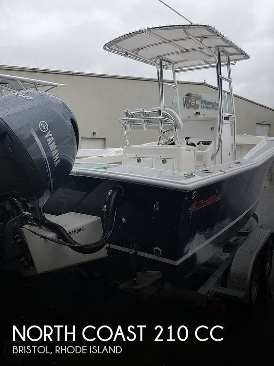 Used North Coast Boats For Sale by owner | 2019 North Coast 210 CC