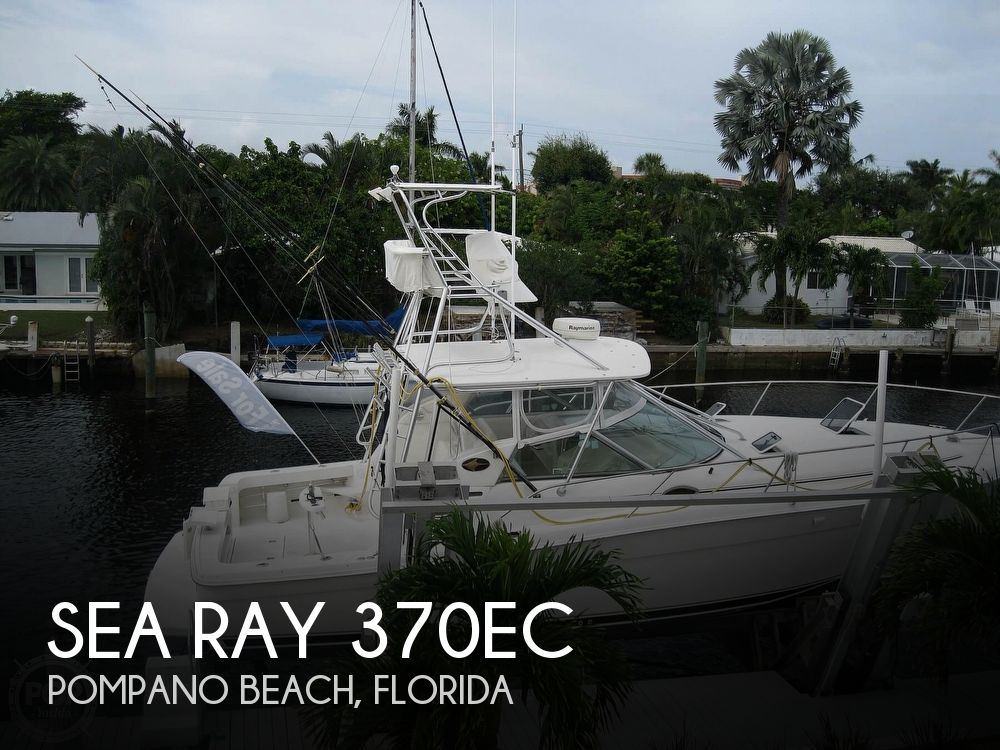 1998 Sea Ray boat for sale, model of the boat is 370EC & Image # 1 of 40