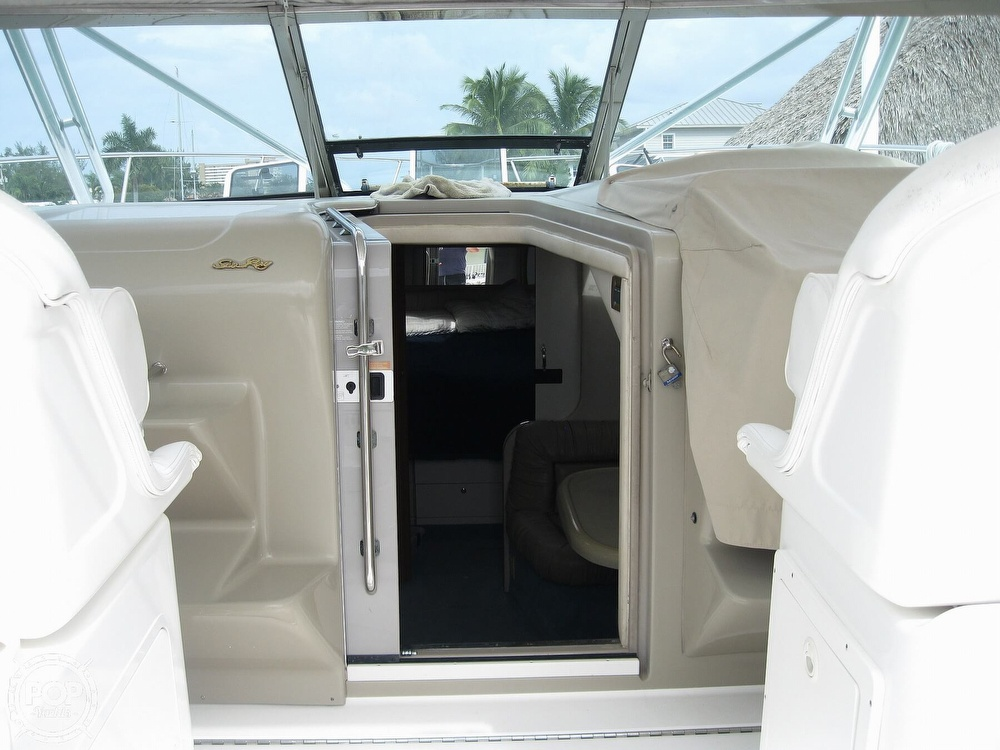 1998 Sea Ray boat for sale, model of the boat is 370EC & Image # 9 of 40
