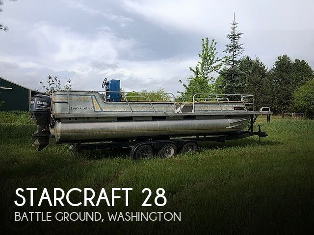 1990 STARCRAFT 28 for sale