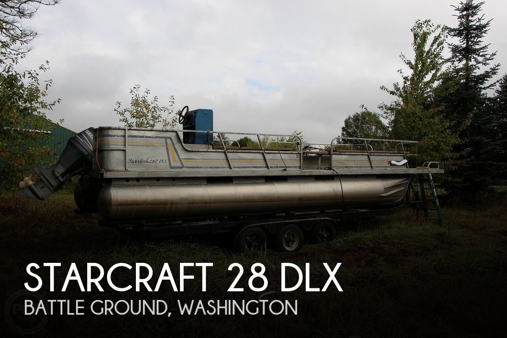 1990 STARCRAFT 28 DLX for sale
