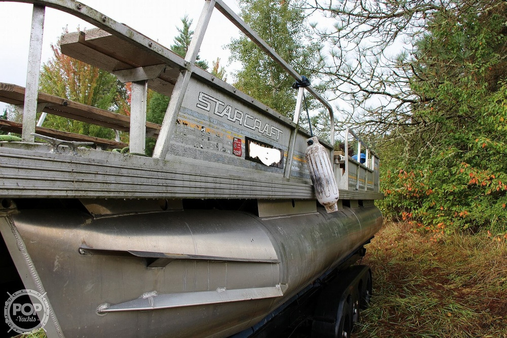 1990 Starcraft boat for sale, model of the boat is 28 DLX & Image # 17 of 41