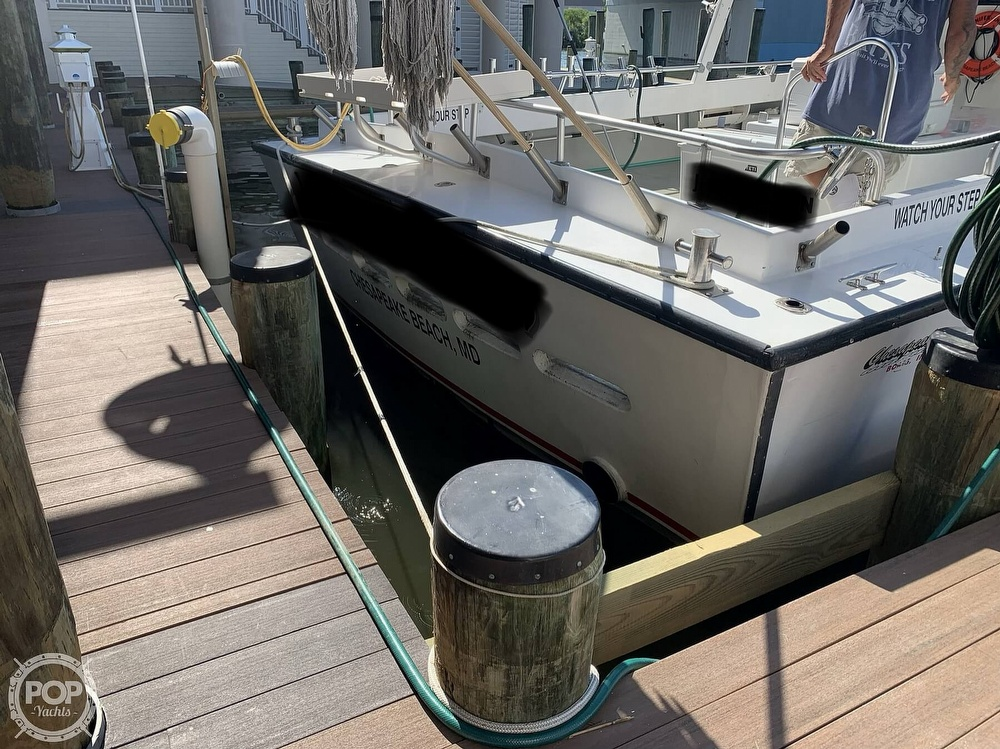 2002 Chesapeake boat for sale, model of the boat is Deadrise 48 & Image # 7 of 40