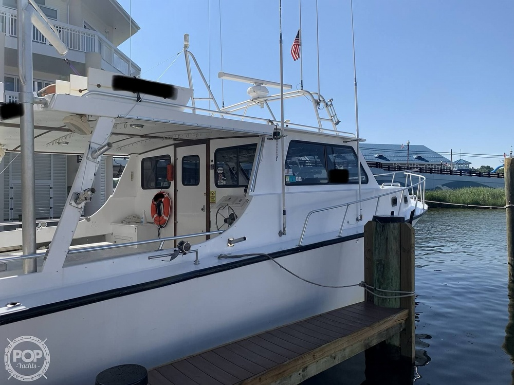 2002 Chesapeake boat for sale, model of the boat is Deadrise 48 & Image # 8 of 40