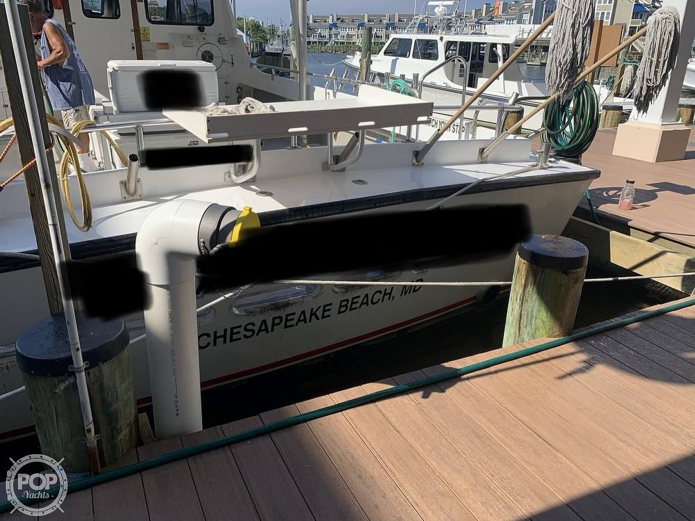 2002 Chesapeake boat for sale, model of the boat is Deadrise 48 & Image # 10 of 40