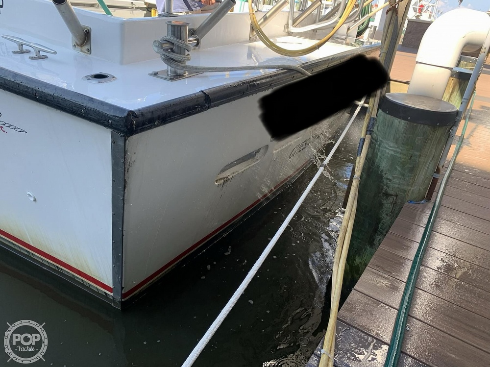 2002 Chesapeake boat for sale, model of the boat is Deadrise 48 & Image # 11 of 40