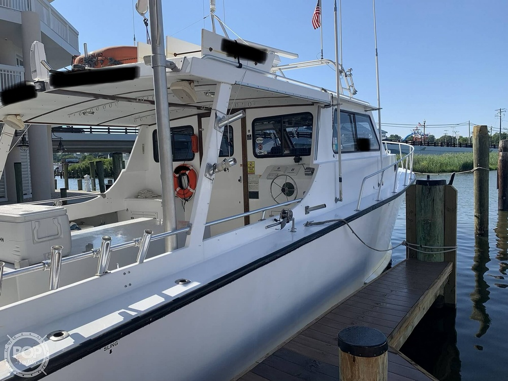 2002 Chesapeake boat for sale, model of the boat is Deadrise 48 & Image # 12 of 40