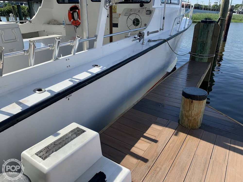2002 Chesapeake boat for sale, model of the boat is Deadrise 48 & Image # 13 of 40